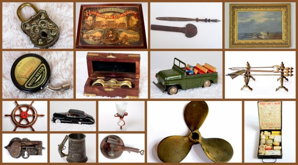 Vintage, antiek en collectors items